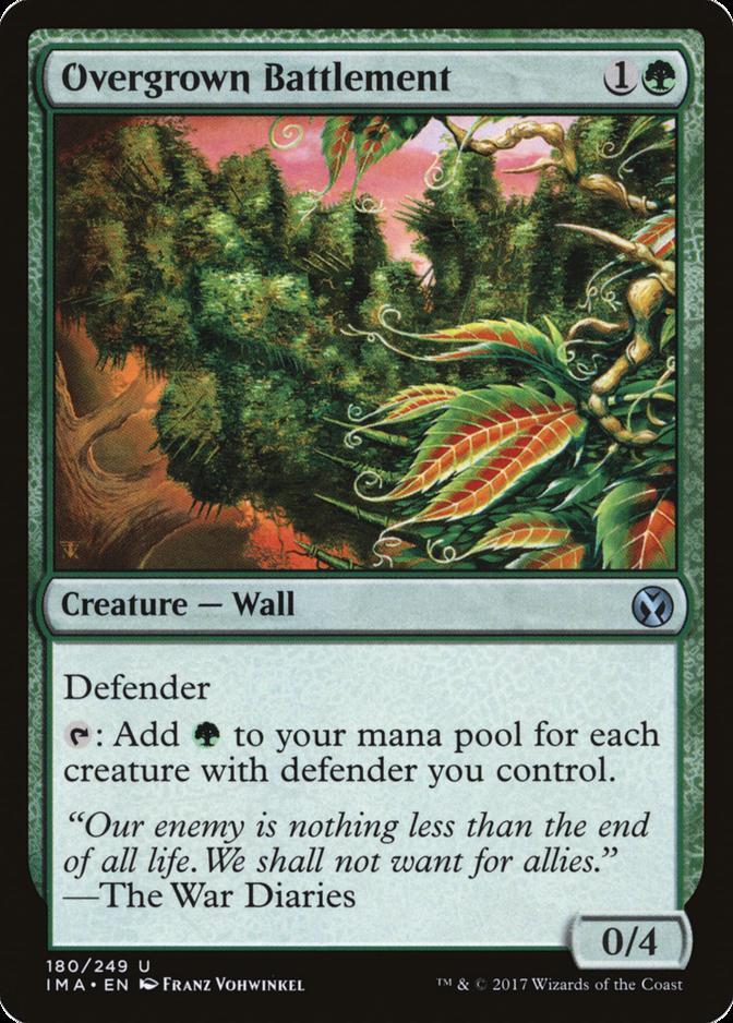 Overgrown Battlement [IMA]