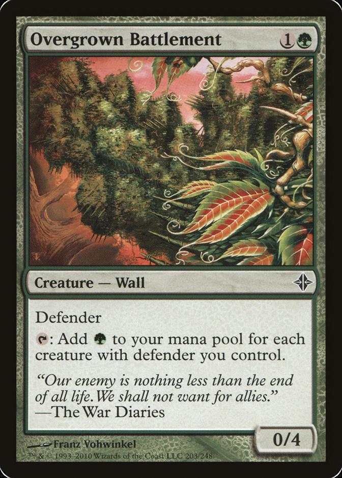 Overgrown Battlement [ROE]