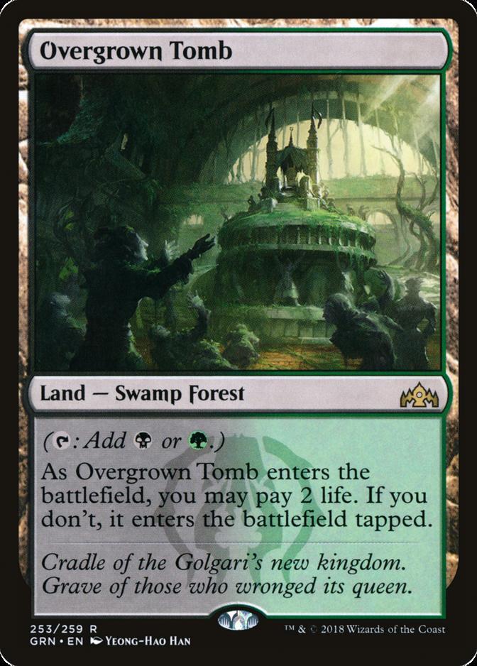 Overgrown Tomb [GRN]