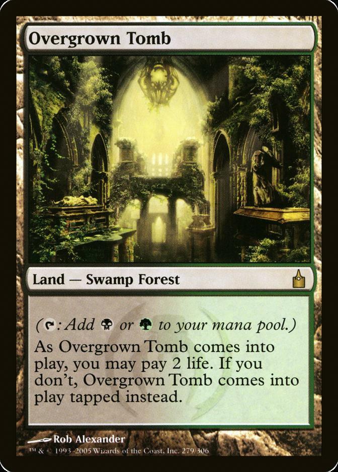 Overgrown Tomb [RAV]