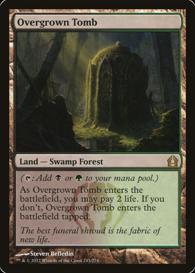 Overgrown Tomb [RTR]
