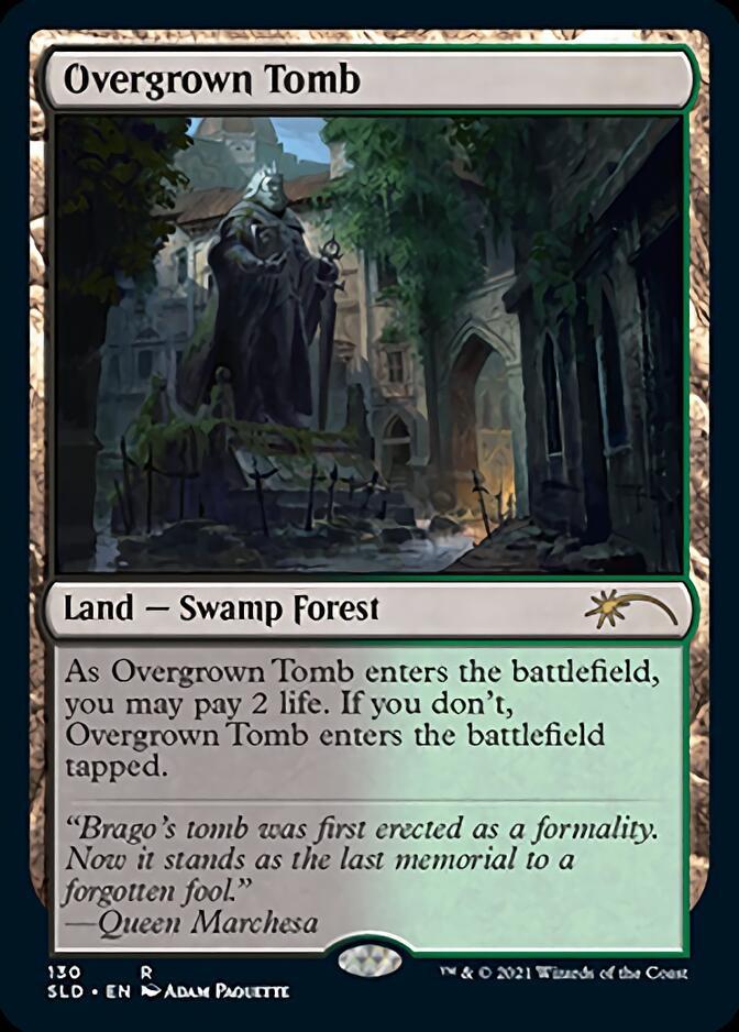 Overgrown Tomb [SLD]