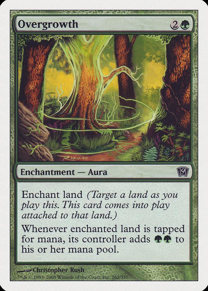 Overgrowth [9ED]