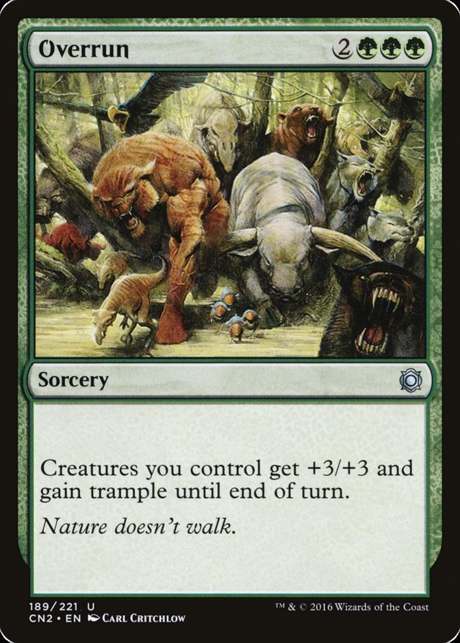 Overrun [CN2]