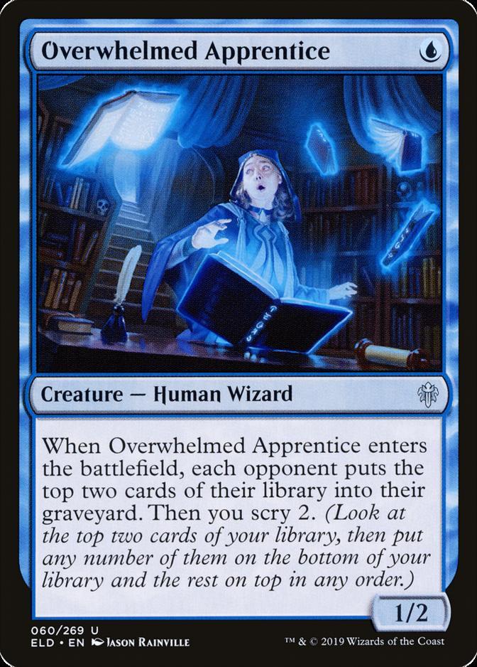 Overwhelmed Apprentice [ELD]