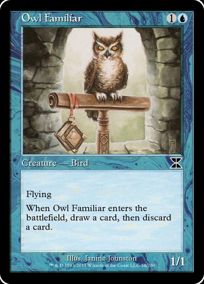 Owl Familiar [ME4] (F)