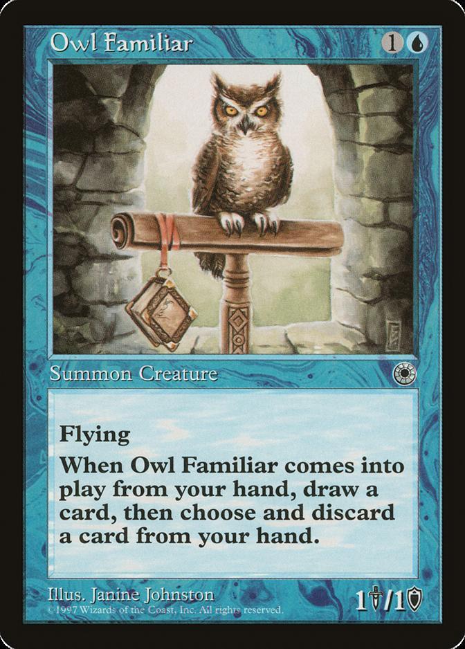 Owl Familiar [POR]