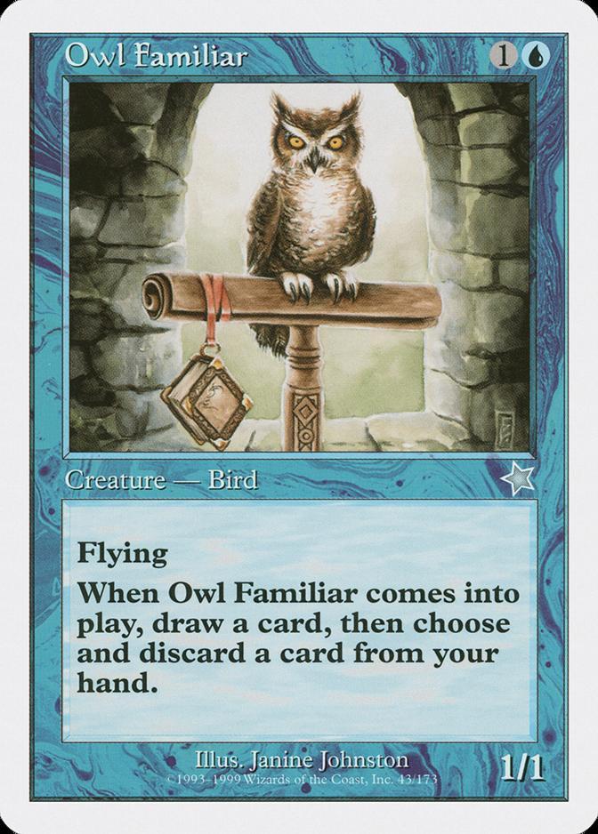 Owl Familiar [S99]