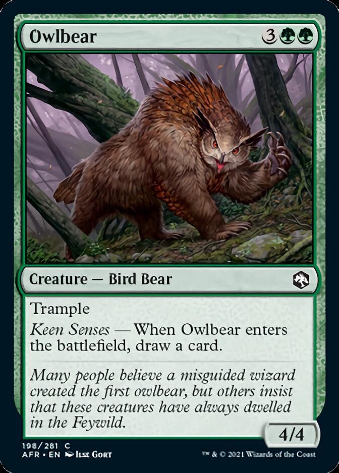 Owlbear [AFR]