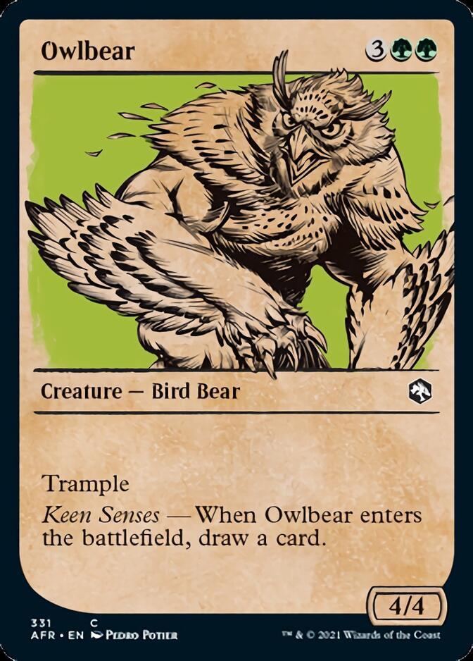 Owlbear <showcase> [AFR]