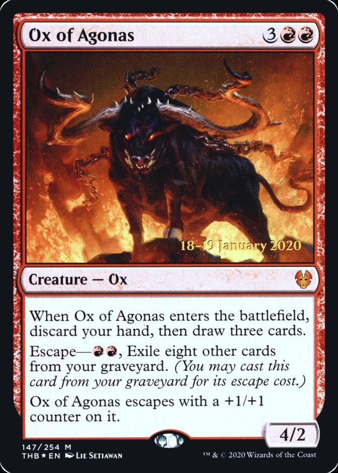 Ox of Agonas [PRM-PRE] (F)