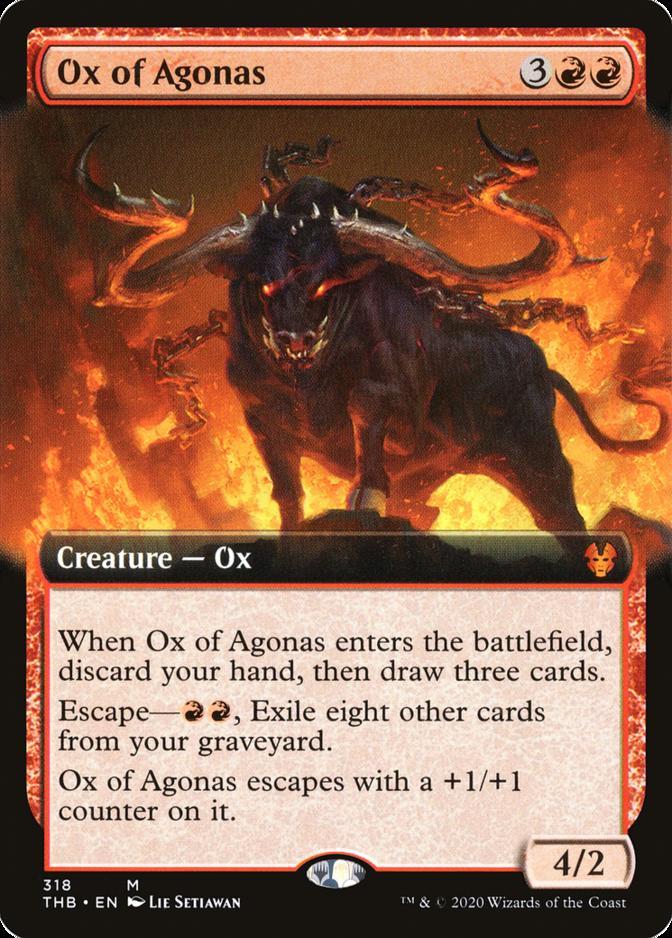 Ox of Agonas [PTHB]