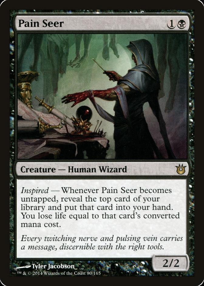 Pain Seer [BNG]