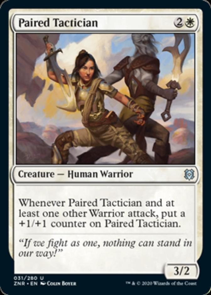 Paired Tactician [ZNR]