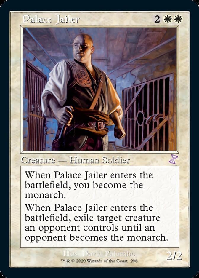 Palace Jailer <timeshifted> [TSR]