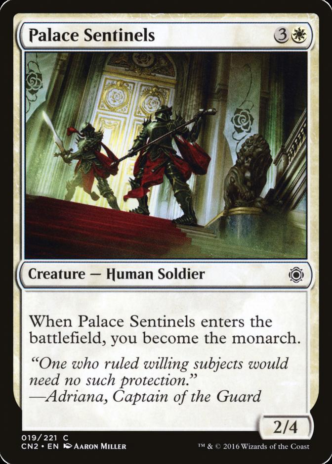 Palace Sentinels [CN2] (F)