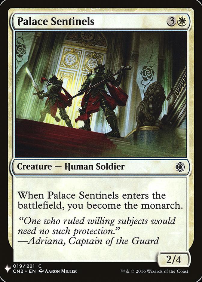 Palace Sentinels [MB1]