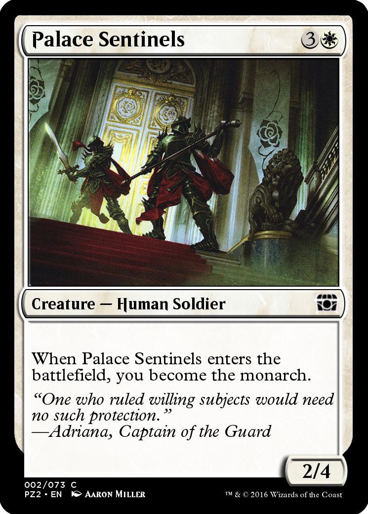 Palace Sentinels [PZ2]