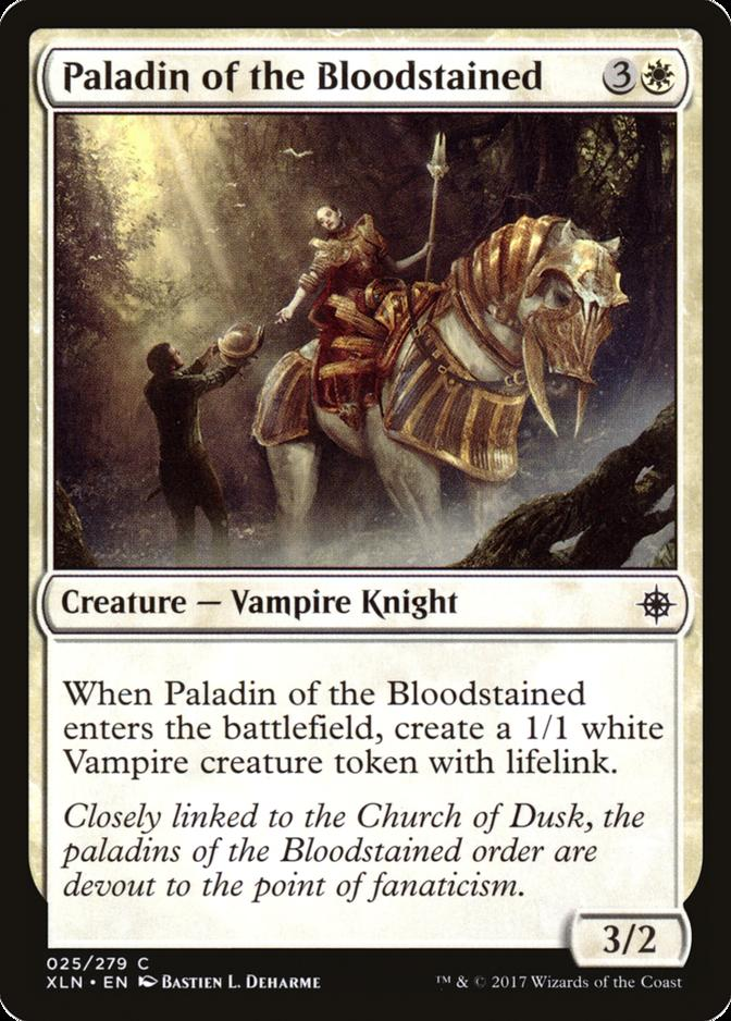 Paladin of the Bloodstained [XLN]