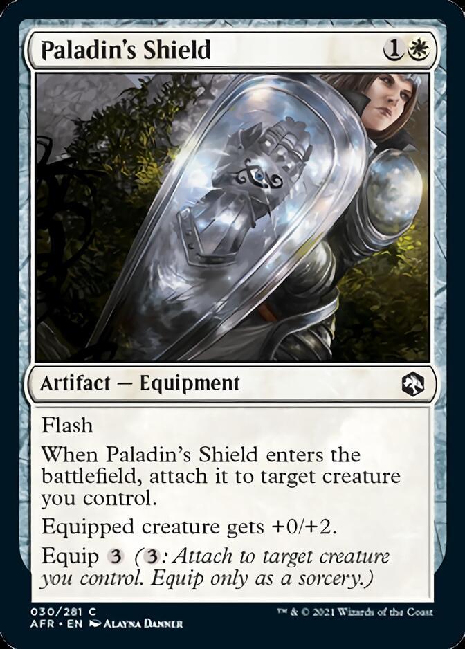 Paladin's Shield [AFR]