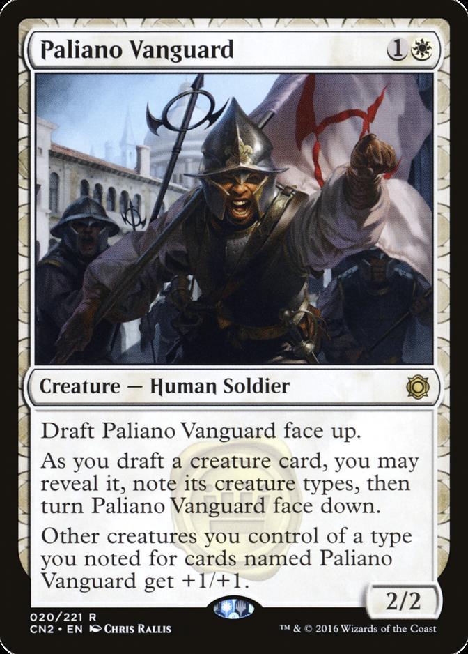 Paliano Vanguard [CN2]