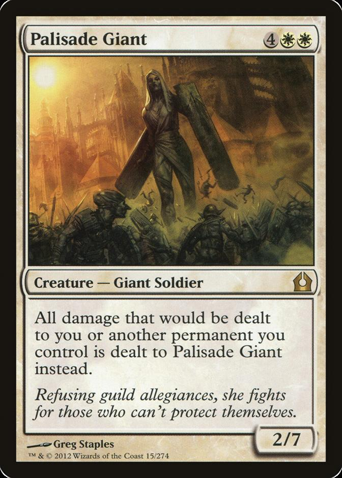 Palisade Giant [RTR]