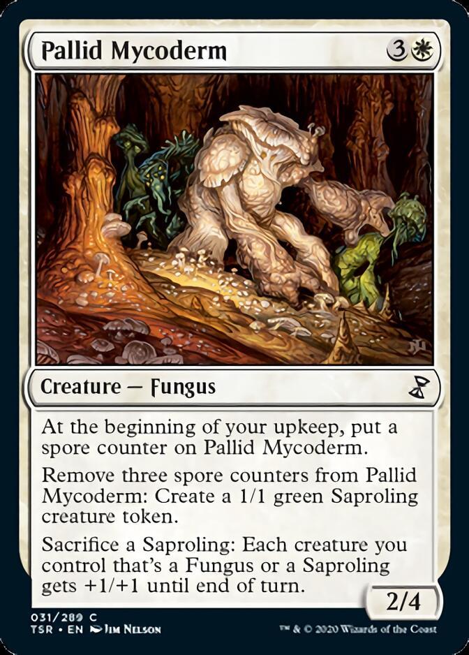 Pallid Mycoderm [TSR]