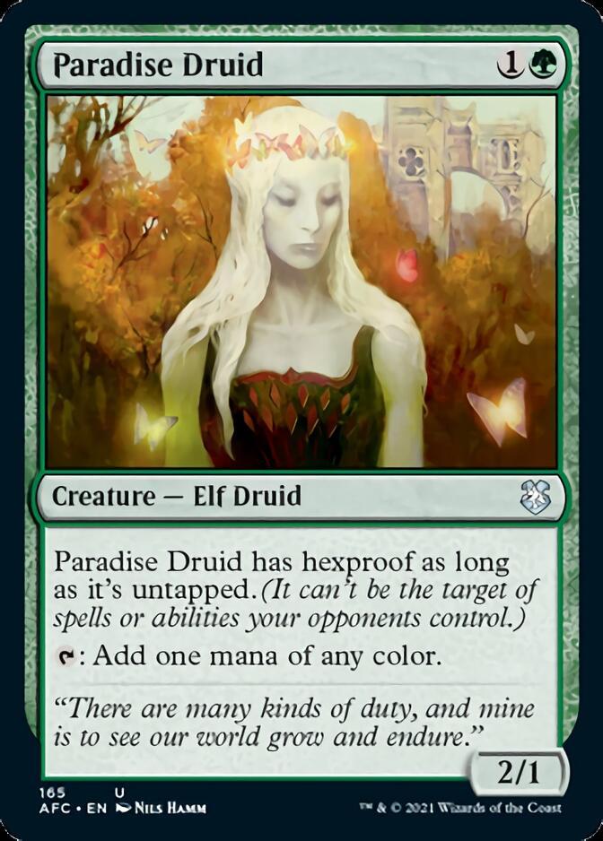 Paradise Druid [AFC]
