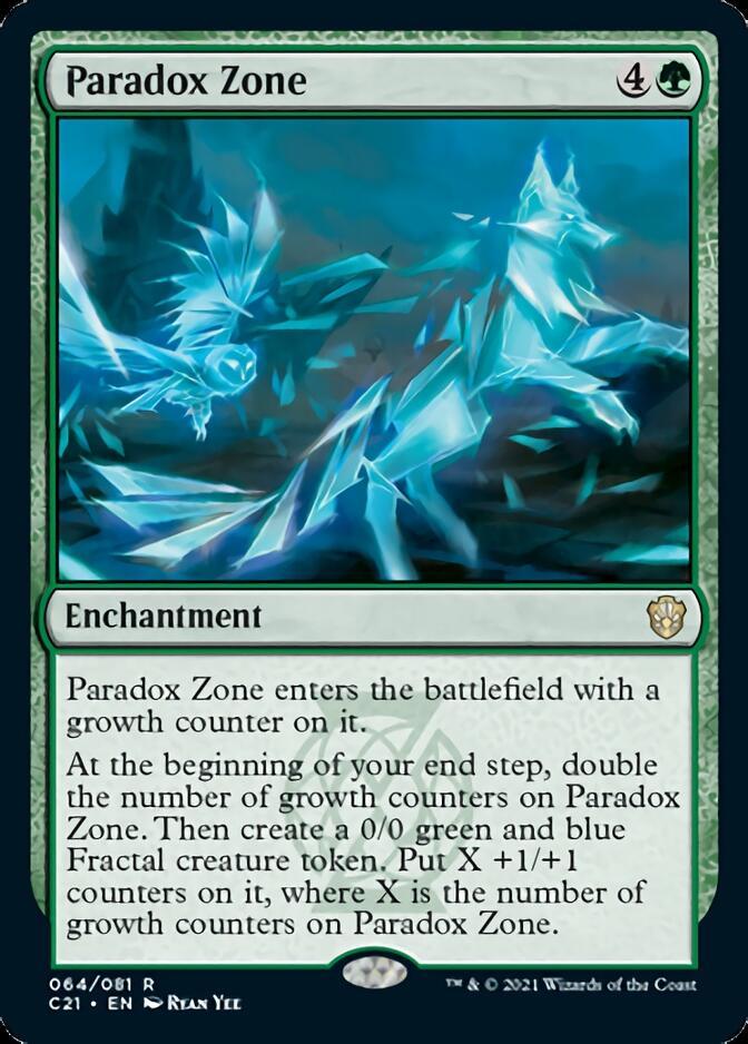 Paradox Zone [C21]
