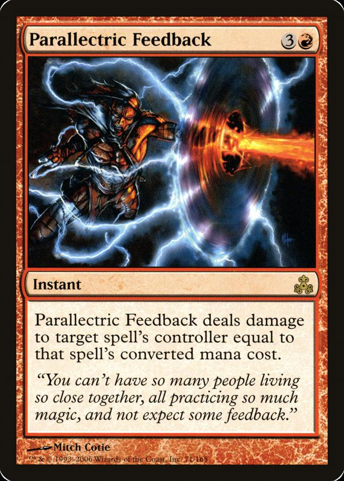 Parallectric Feedback [GPT]