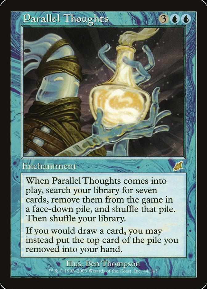 Parallel Thoughts [SCG]