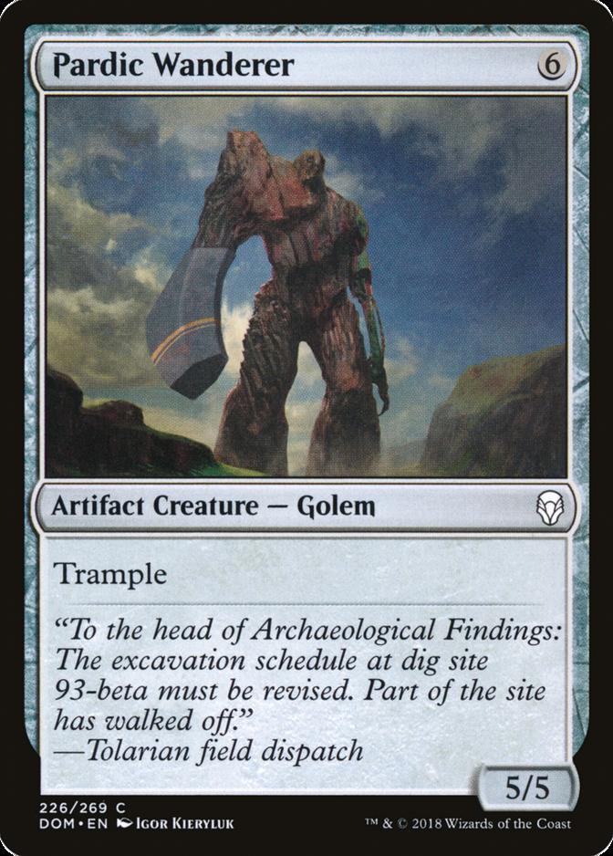 Pardic Wanderer [DOM]
