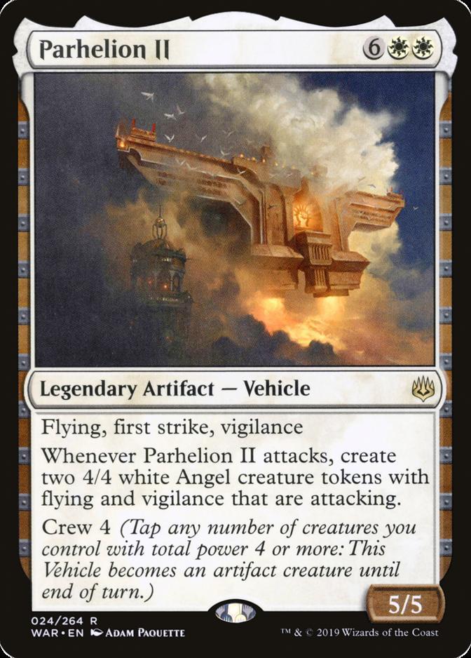 Parhelion II [WAR]