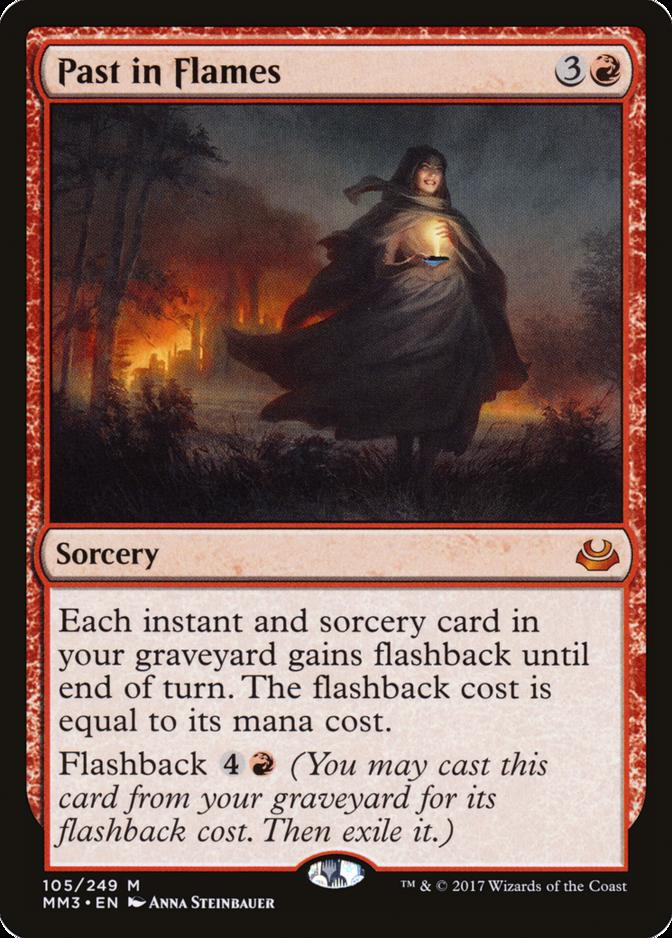 Past in Flames [MM3]