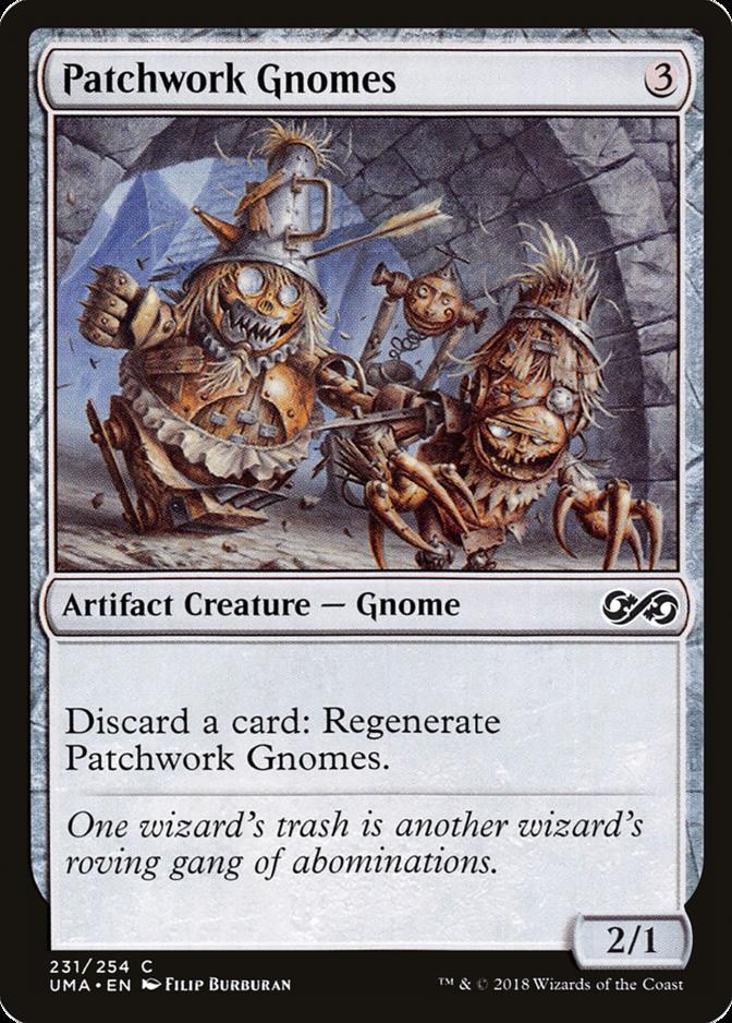 Patchwork Gnomes [UMA]