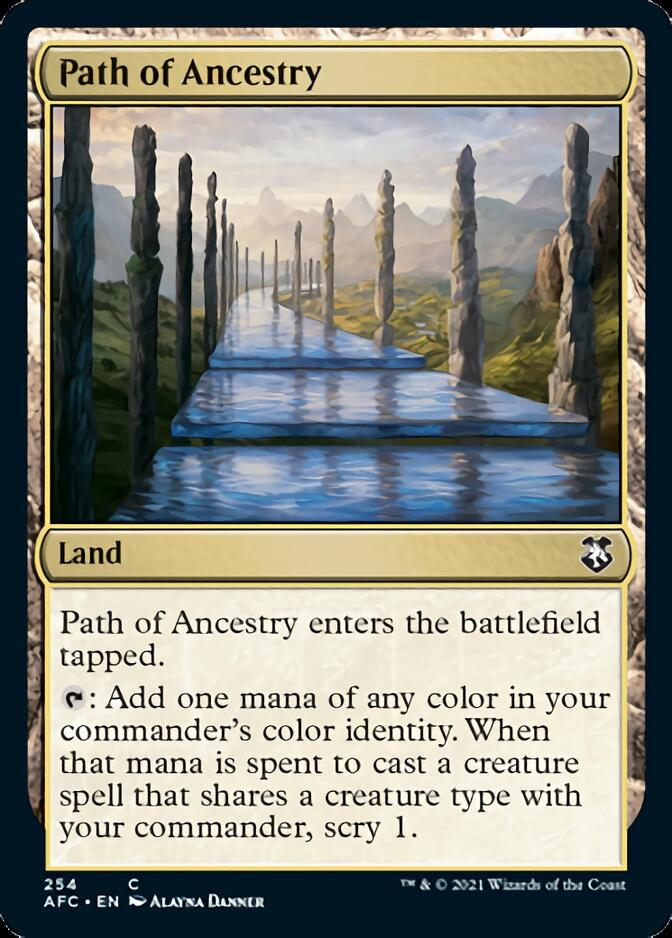 Path of Ancestry [AFC]