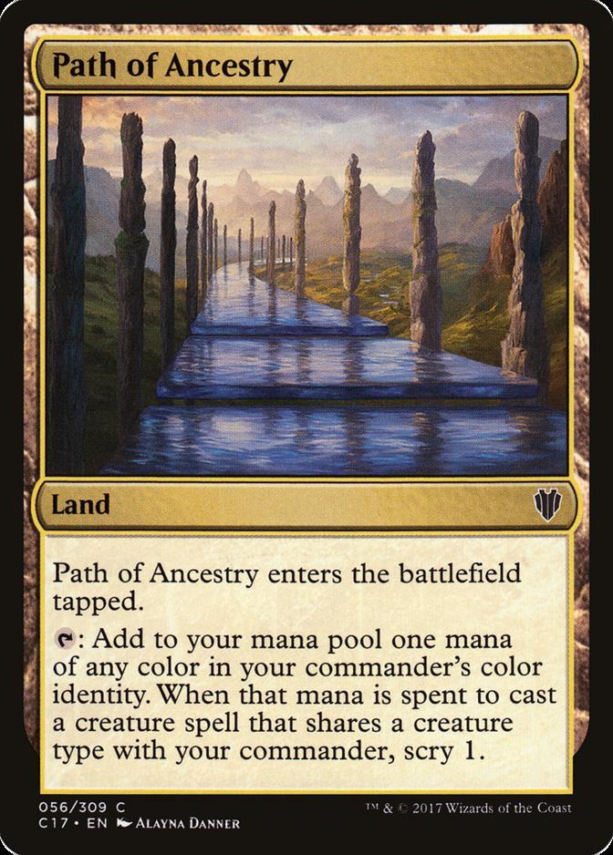 Path of Ancestry [C17]