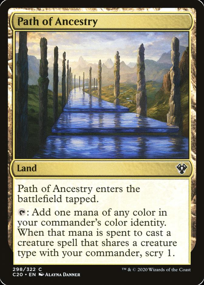 Path of Ancestry [C20]
