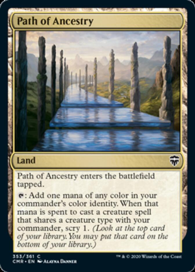 Path of Ancestry [CMR]