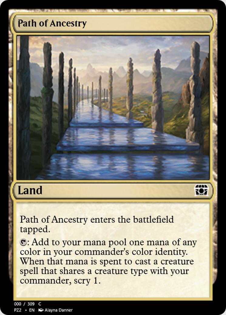 Path of Ancestry [PZ2]