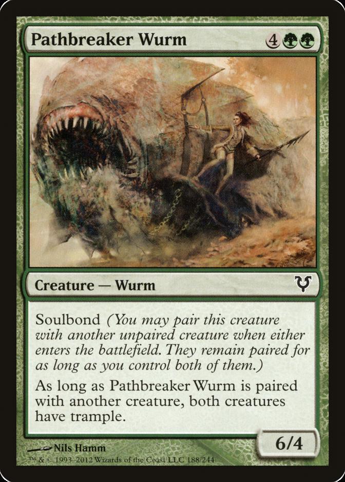 Pathbreaker Wurm [AVR]