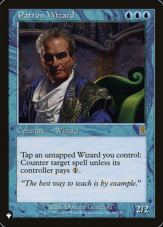Patron Wizard [PLIST]