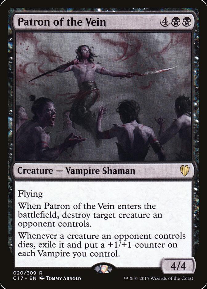 Patron of the Vein [C17]