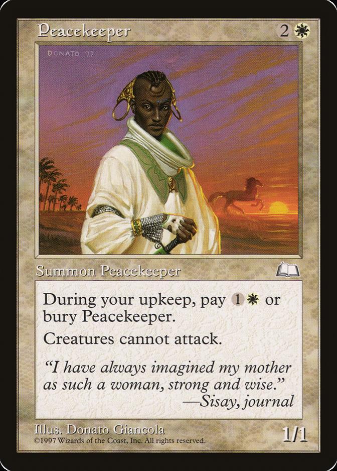 Peacekeeper [WL]