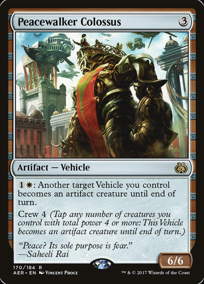 Peacewalker Colossus [AER]