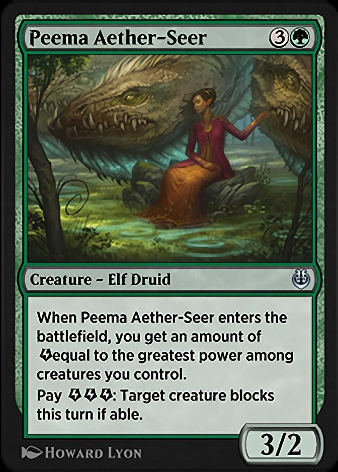 Peema Aether-Seer [KLR]