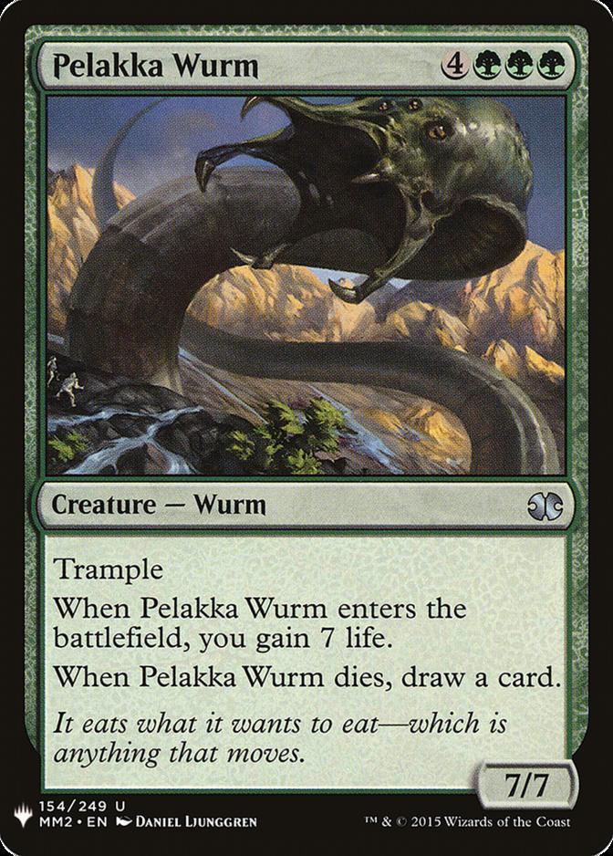 Pelakka Wurm [MB1]