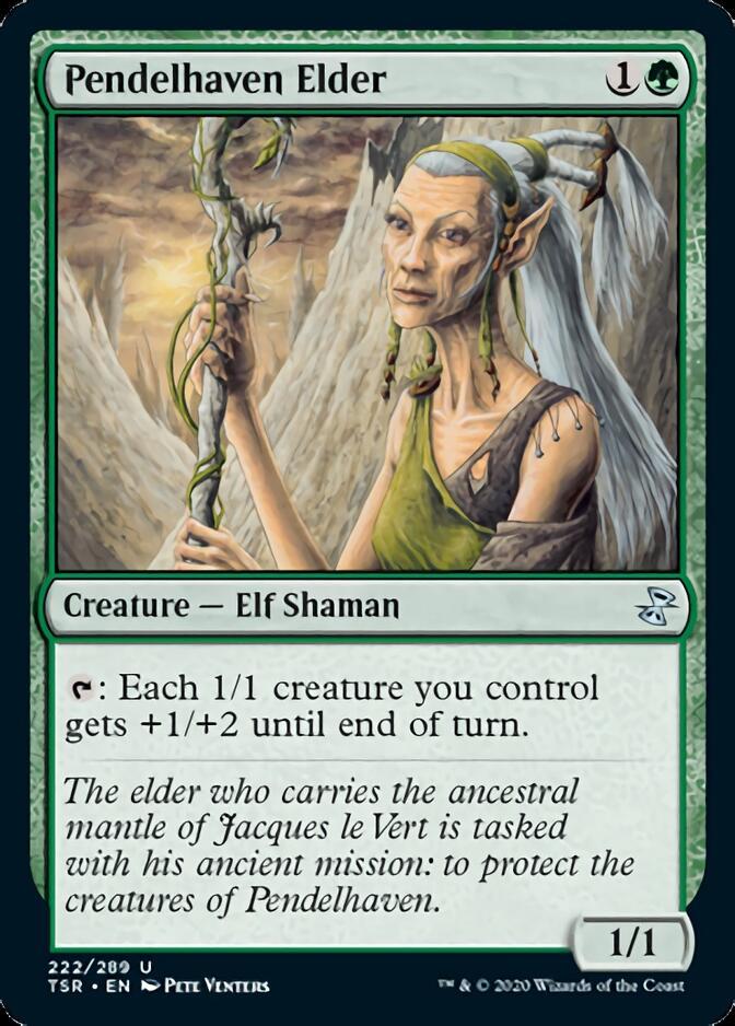 Pendelhaven Elder [TSR]