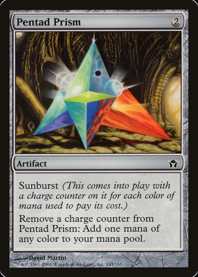 Pentad Prism [5DN]