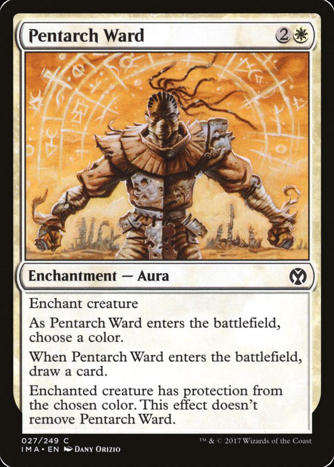 Pentarch Ward [IMA]